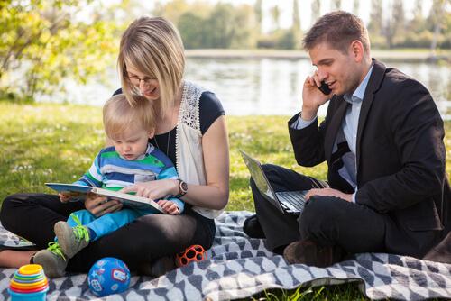 Work Home Balance vs Everlasting Childhood Memories
