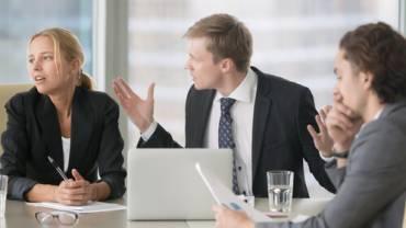 How Do You Tell Your Boss His Behaviour Sucks?