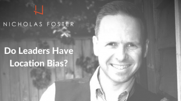 Do Leaders Have Location Bias?