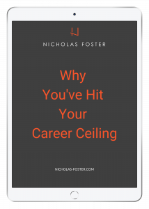 Why You've Hit Your Career Ceiling IPad